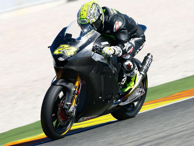 Entrenamientos de Moto2 y 125 en el Circuito de Jerez