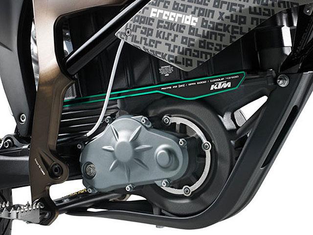 KTM Freeride, a la venta en 2011