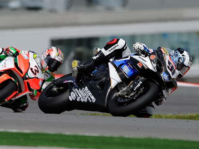 Max Biaggi consigue el doblete en Superbike de Portimao