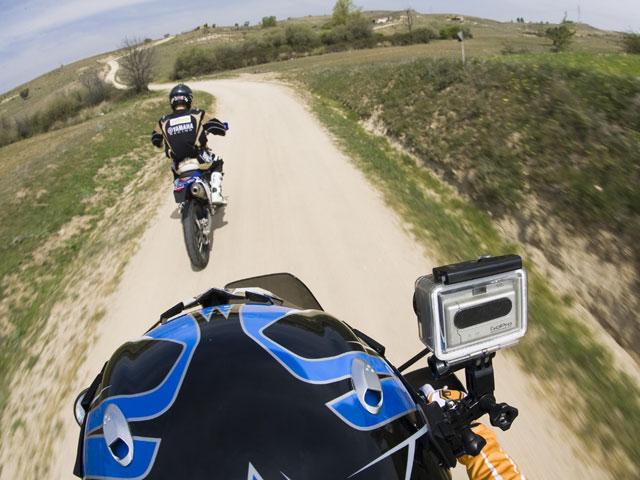 Imagen de Galeria de Camaras de video para moto
