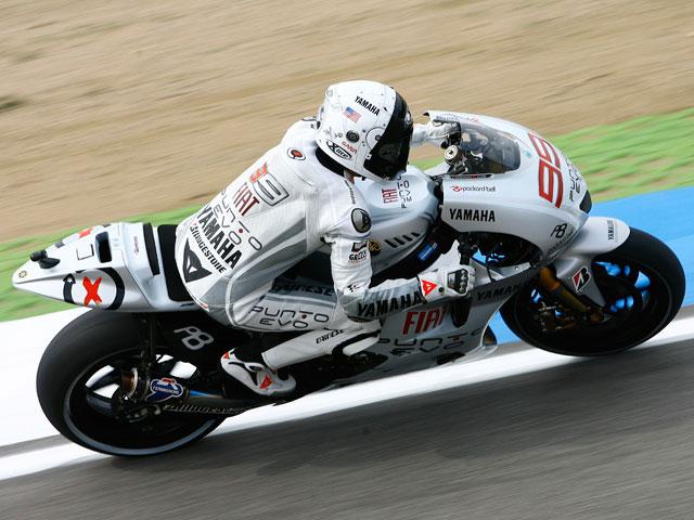"""""""Experiencia MotoGP"""" con Yamaha y Lorenzo"""