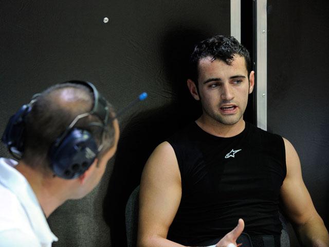 """Héctor Barberá: """"Siempre soñé correr con los mejores"""""""
