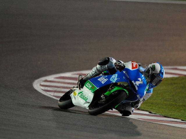 Nico Terol se lleva la victoria de 125 cc en Qatar