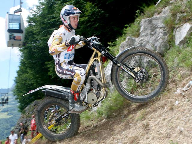El Mundial de Trial arranca este fin de semana en Baiona (Pontevedra)