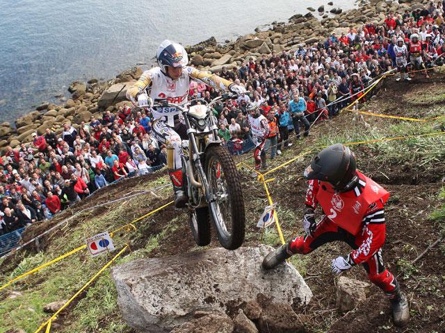 Imagen de Galeria de Toni Bou arranca con victoria el Mundial de Trial 2010