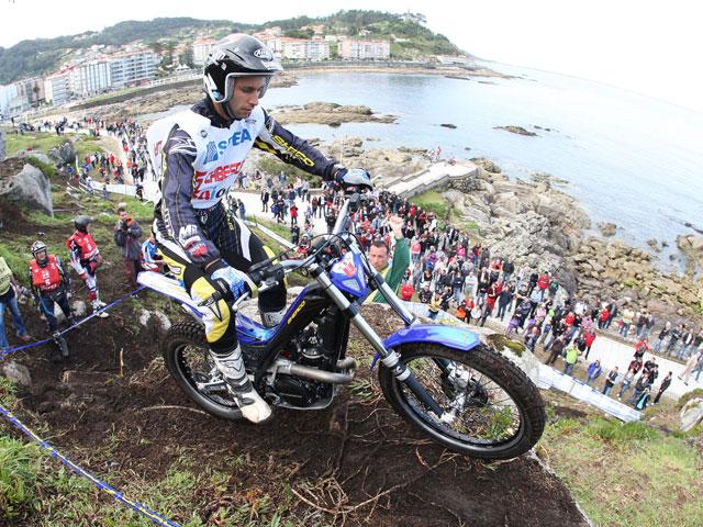 Toni Bou arranca con victoria el Mundial de Trial 2010