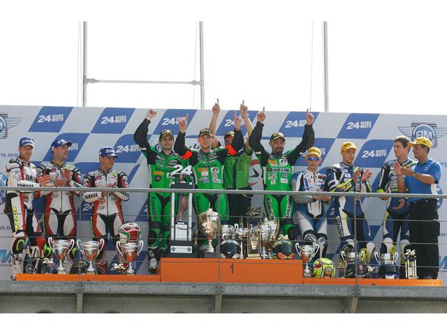 24 horas de Le Mans, Kawasaki GSR se lleva la victoria