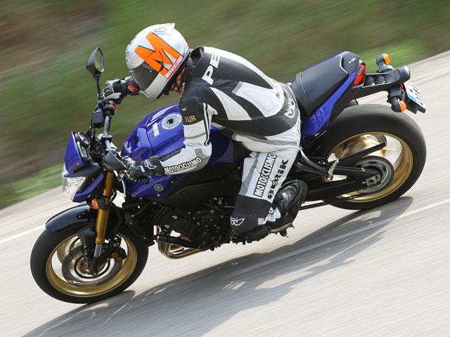 Ya tenemos los precios de las Yamaha Super Tenere y FZ8 Naked