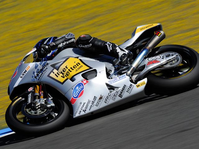Victoria de Toni Elías en Moto2 en el Gran Premio de España