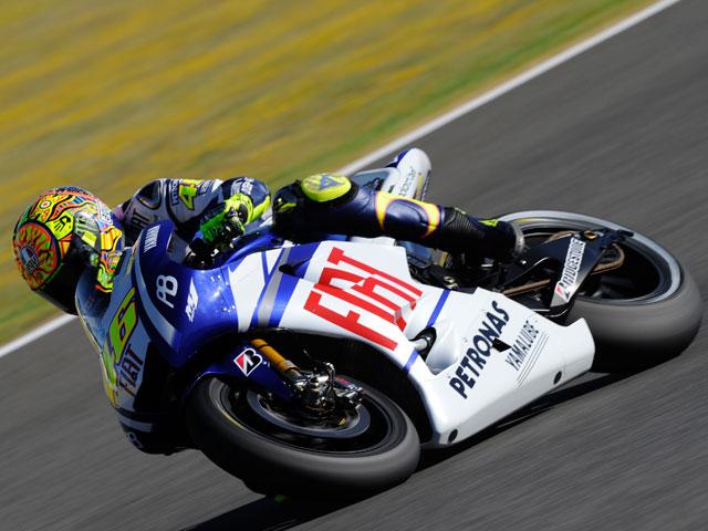 Imagen de Galeria de Lorenzo le disputa la victoria a Pedrosa en el Gran Premio de España
