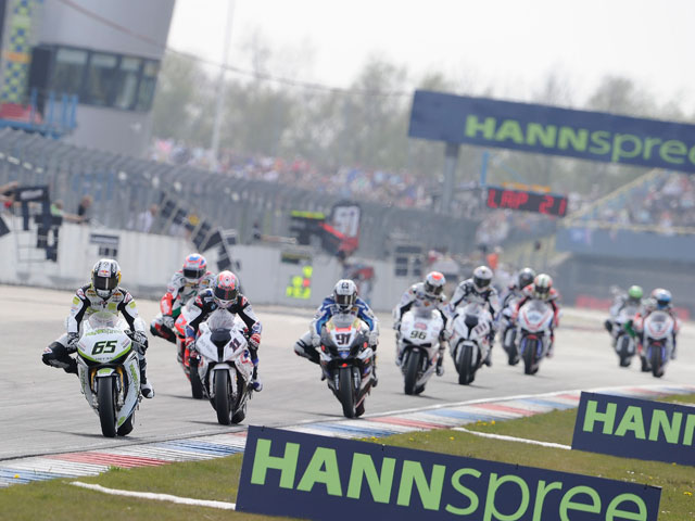 El Mundial de Superbike llega a Monza
