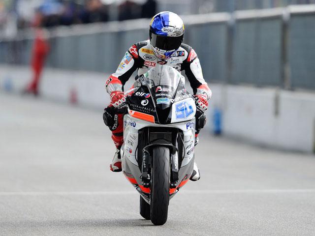 Fotos del Mundial de Superbike y Supersport en Monza