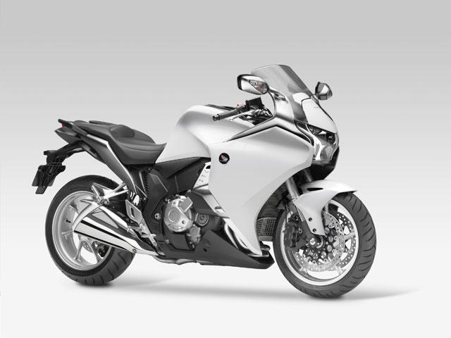 Imagen de Galeria de Honda VFR1200F Dual Clutch Transmission