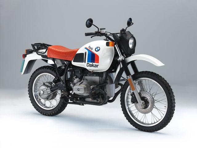 BMW inventó hace 30 años el concepto del maxi trail