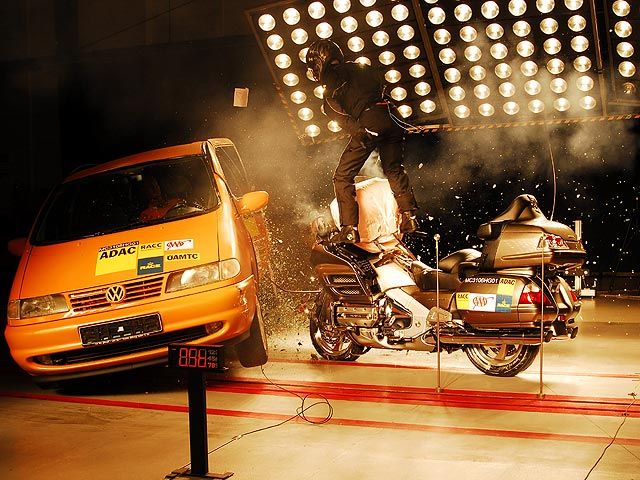 Imagen de Galeria de Goldwing 1800 Airbag & Navegador a la venta