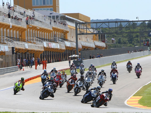 200 pilotos en la segunda cita de MotoDes