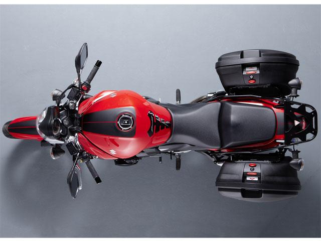 Suzuki actualiza su gama de accesorios y equipamiento