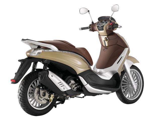 Nuevo Piaggio Beverly 125cc y 300cc