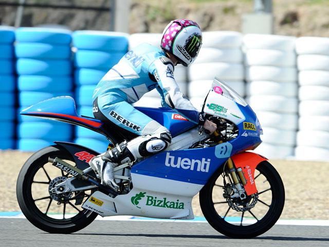 Rossi, Espargaró y Cluzel se llevan los primeros libres el GP de Francia