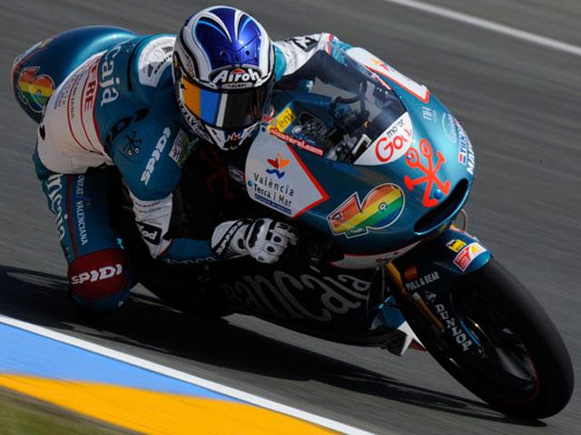Rossi, Noyes y Terol los más rápidos en Le Mans