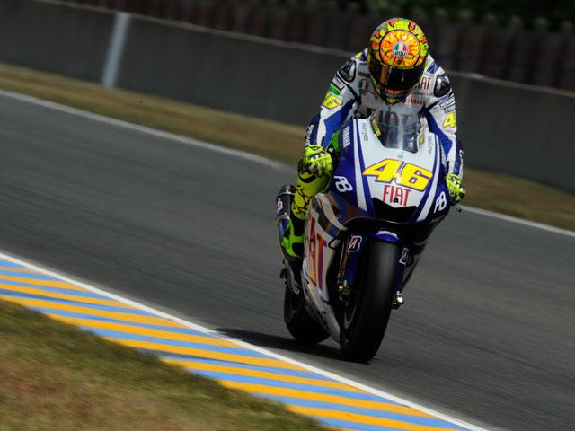 Jorge Lorenzo, nueva victoria por delante de Valentino Rossi