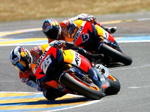 Jorge Lorenzo: La carrera en la que he ganado más facilmente a Rossi