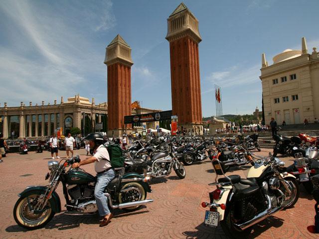 Imagen de Galeria de Barcelona Harley Days 2010
