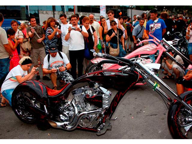 Barcelona Harley Days 2010