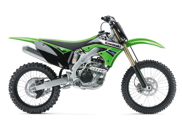 Imagen de Galeria de Kawasaki presenta sus modelos 2011 de motocross
