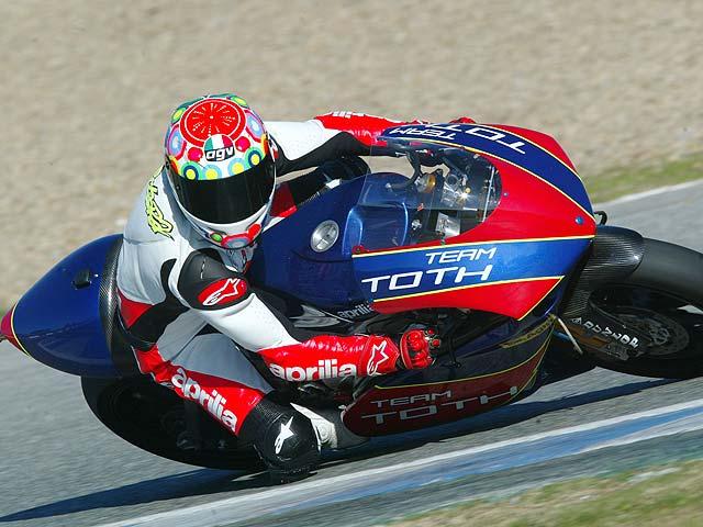 De Angelis y Talmacsi despuntan en Jerez