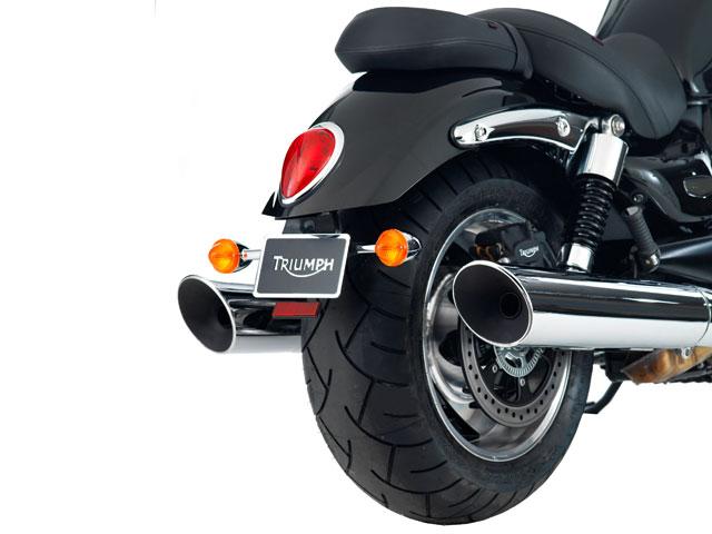 Accesorios para la Triumph Rocket III Roadster