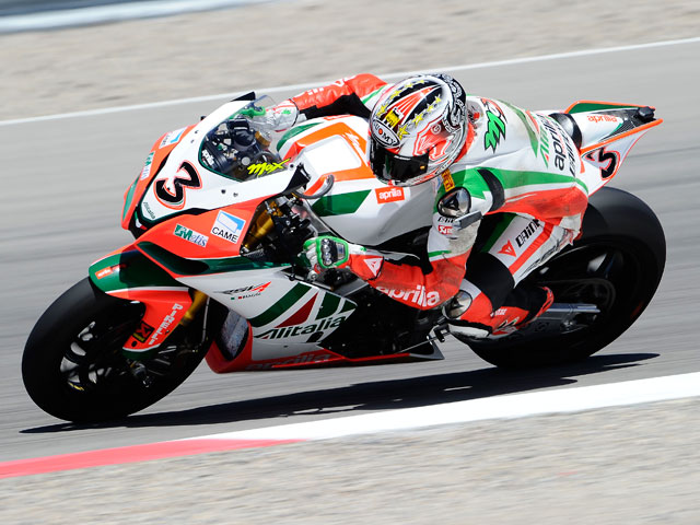 Carlos Checa, Superpole en Salt Lake City
