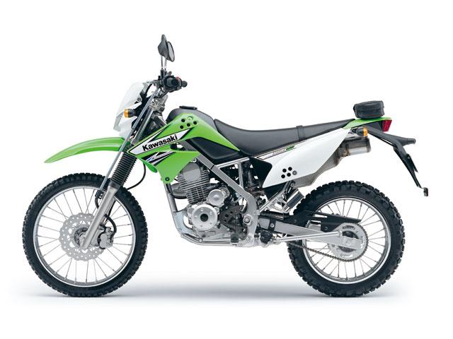 Nuevas Kawasaki KLX 125 y D-Tracker 125