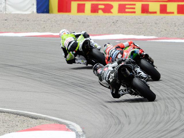 Las fotos del Mundial de Superbike en Salt Lake City