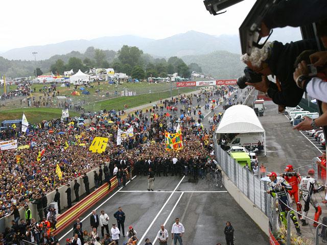 Gran Premio de Italia, Circuito de Mugello