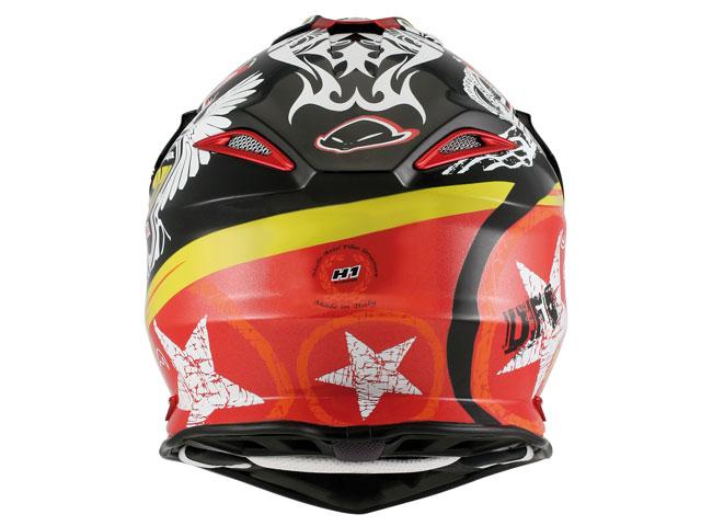 Nuevo casco Ufo Warrior H1