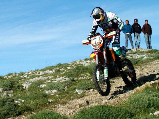 Marc Coma gana el Rally de Cerdeña