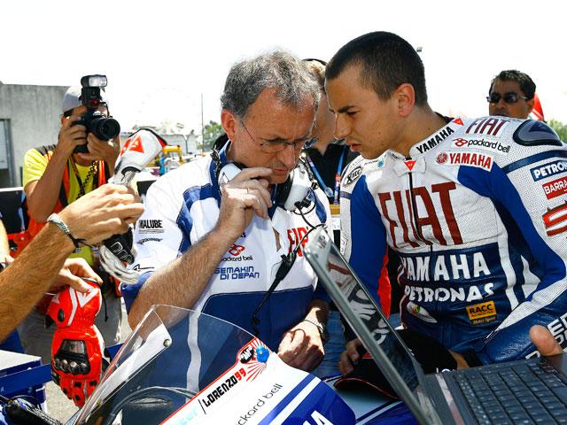 """Valentino Rossi: """"Mugello es increíble, no hay nada igual en el mundo"""""""