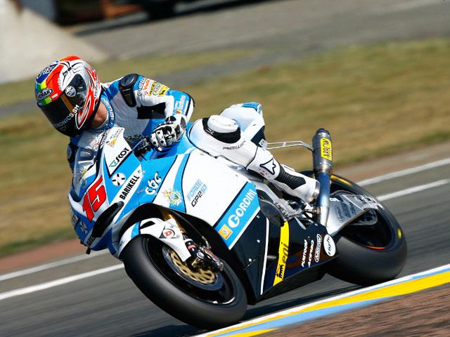 Rossi, Espargaró y De Angelis dominan el primer encuentro en el GP de Italia