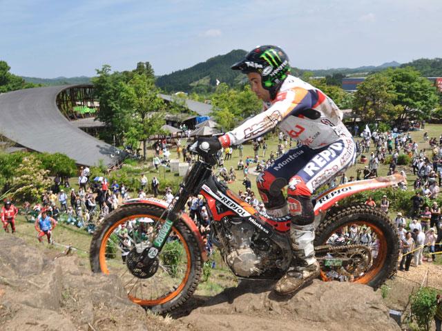 Toni Bou y Adam Raga se llevan las victorias del Trial de Japón