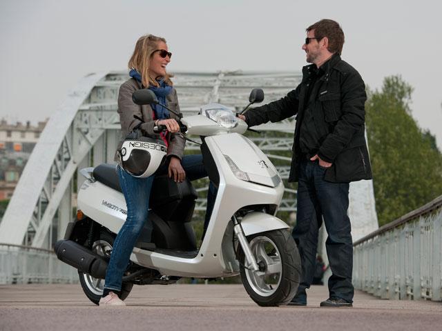 Peugeot Vivacity 125 2010