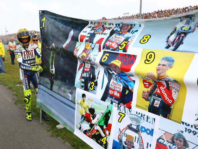 Gran Premio de Holanda, circuito de Assen