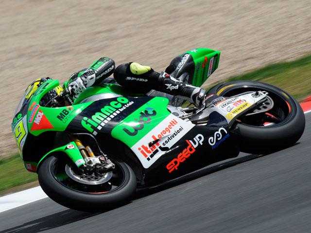 Lorenzo, Terol e Iannone, mejores tiempo en los libres del GP de Holanda