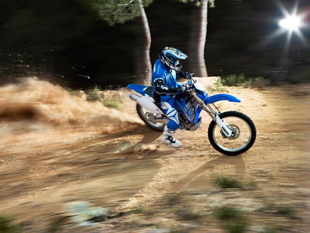 Yamaha WR 450F y WR 250F  2011