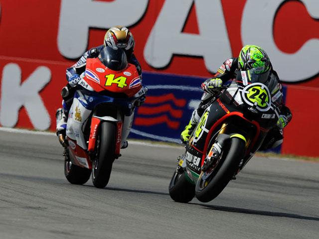 Imagen de Galeria de Las fotos de Moto2 y 125 cc en el Gran Premio de Holanda