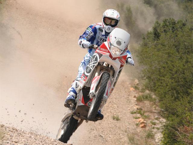 JVO Racing y Yamaha Francia, juntos en los raids