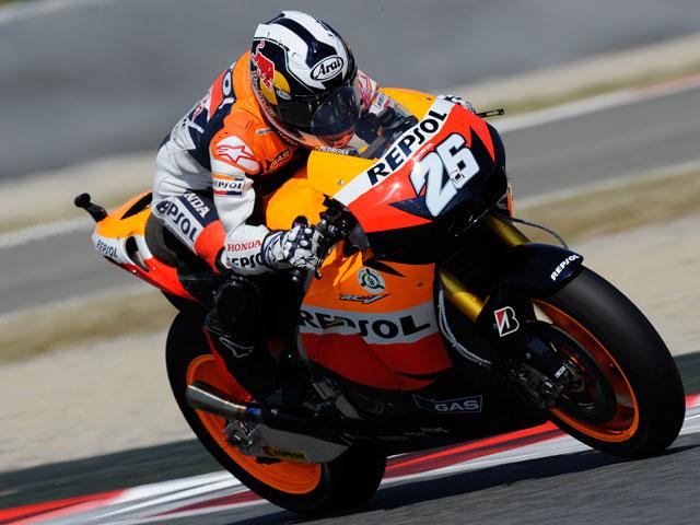 Jorge Lorenzo, pole y victoria en el GP de Cataluña