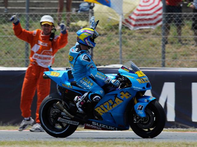 Jorge Lorenzo: Gracias a todos los fans en el GP de Cataluña
