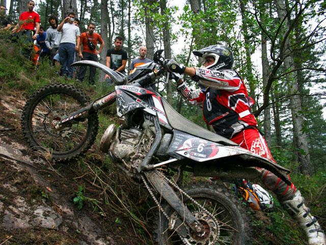 Xavi León se impone en el Gordexola Xtreme 2010