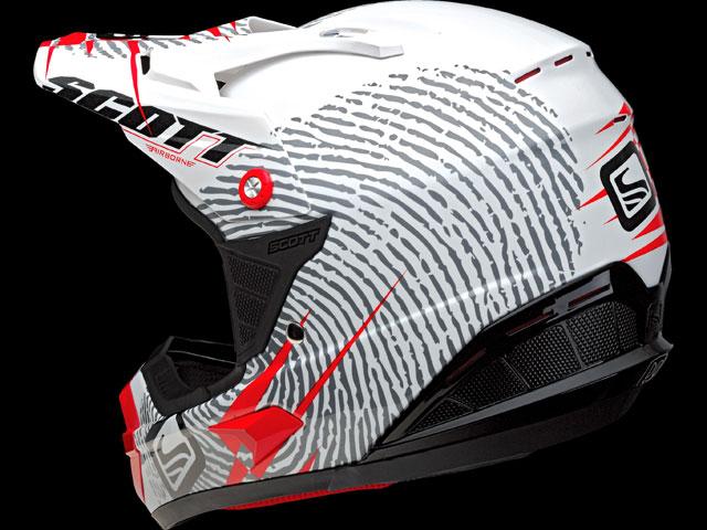 Nuevo casco Scott de motocross